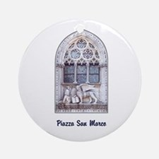 Customizable San Marco Cathedral Window Ornament (
