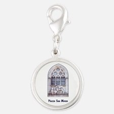 Customizable San Marco Cathedral Window Silver Rou
