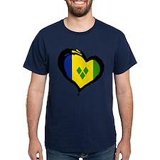 Saint Vincent Grenadines T-Shirt