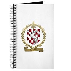 GARNEAU Family Crest Journal