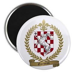 GARNEAU Family Crest Magnet