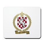 GARNEAU Family Crest Mousepad