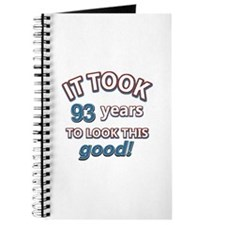 It took 93 years to look this good Journal