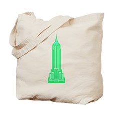 Empire State Building 2 Tote Bag