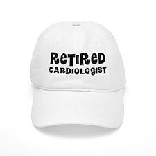 Retired Cardiologist Baseball Baseball Cap