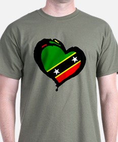 Saint Kitts Nevis T-Shirt