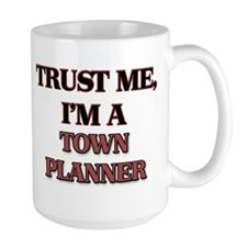 Trust Me, I'm a Town Planner Mugs