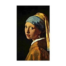 The Girl with a Pearl Earring, Decal