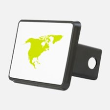 Continent of North America Hitch Cover