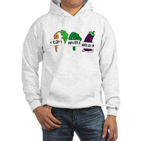 Eat More Meat! Hooded Sweatshirt