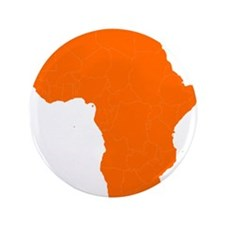 "Continent of Africa 3.5"" Button"