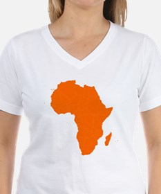 Continent of Africa T-Shirt