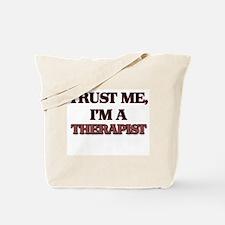 Trust Me, I'm a Therapist Tote Bag