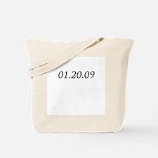 01.20.09 Tote Bag
