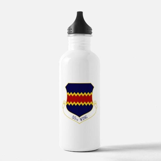 55th W Water Bottle