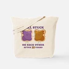 PBJ 10th Anniversary Tote Bag