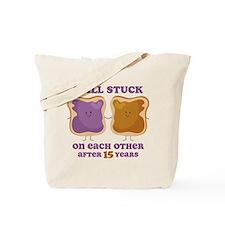 PBJ 15th Anniversary Tote Bag