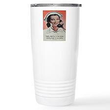 Nurse is my Name Travel Mug