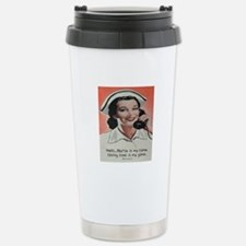 Nurse is my Name Travel Mug