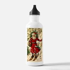 Vintage Russian Christ Water Bottle