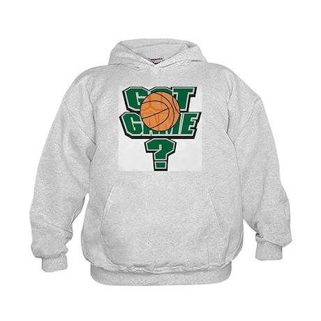 Got Game Basketball Kids Hoodie
