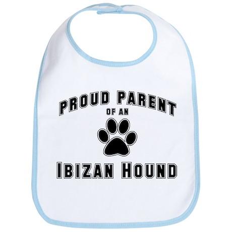 Ibizan Hound: Proud parent Bib