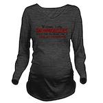 womenlove.png Long Sleeve Maternity T-Shirt