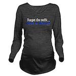 gotkaw.png Long Sleeve Maternity T-Shirt