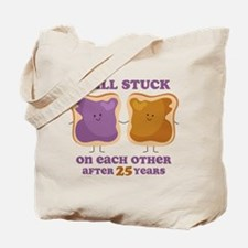PBJ 25th Anniversary Tote Bag