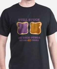 PBJ 40th Anniversary T-Shirt