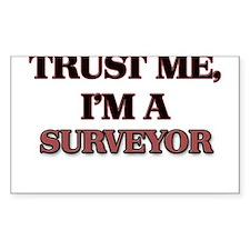 Trust Me, I'm a Surveyor Decal