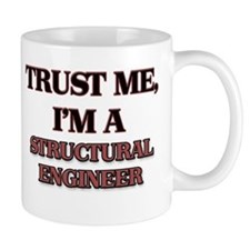 Trust Me, I'm a Structural Engineer Mugs