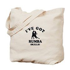 I've got Rumber skills Tote Bag