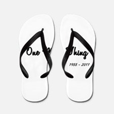 One More Thing Flip Flops