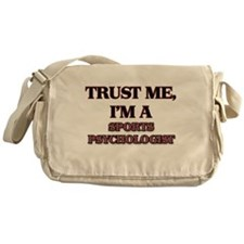 Trust Me, I'm a Sports Psychologist Messenger Bag