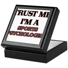 Trust Me, I'm a Sports Psychologist Keepsake Box