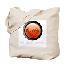 Click For Enlightenment Tote Bag