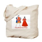 Henry & Anne Tote Bag