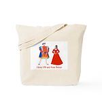 Henry & Anne Tote Bag