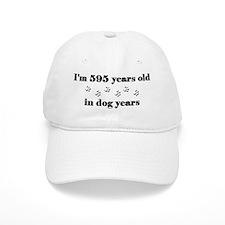 85 dog years 3-2 Baseball Baseball Cap