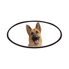 German Shepherd Dog Patches