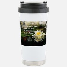 American Indian proverb Travel Mug