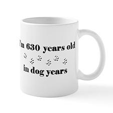 90 dog years 3-2 Mugs