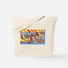 Coney Island New York Tote Bag