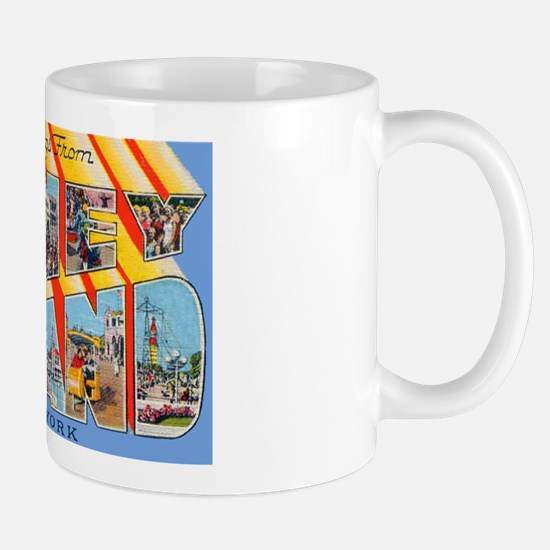 Coney Island New York Mug