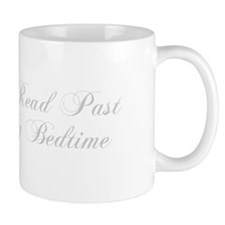 I-read-bedtime-cho-light-gray Mugs