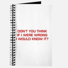 DONT-YOU-THINK-EURO-RED Journal