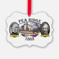 Pea Ridge Ornament