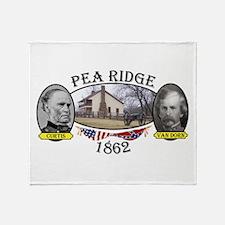 Pea Ridge Throw Blanket