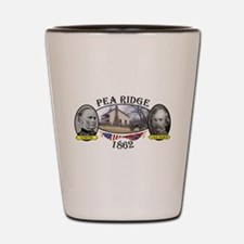 Pea Ridge Shot Glass